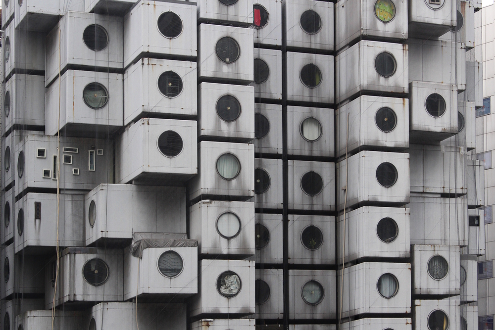 Nakajin Capsule Tower