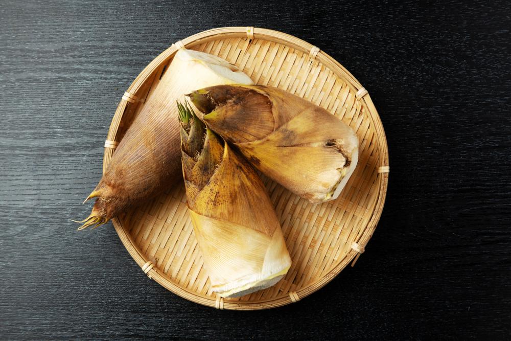Otras verduras en la cocina japonesa