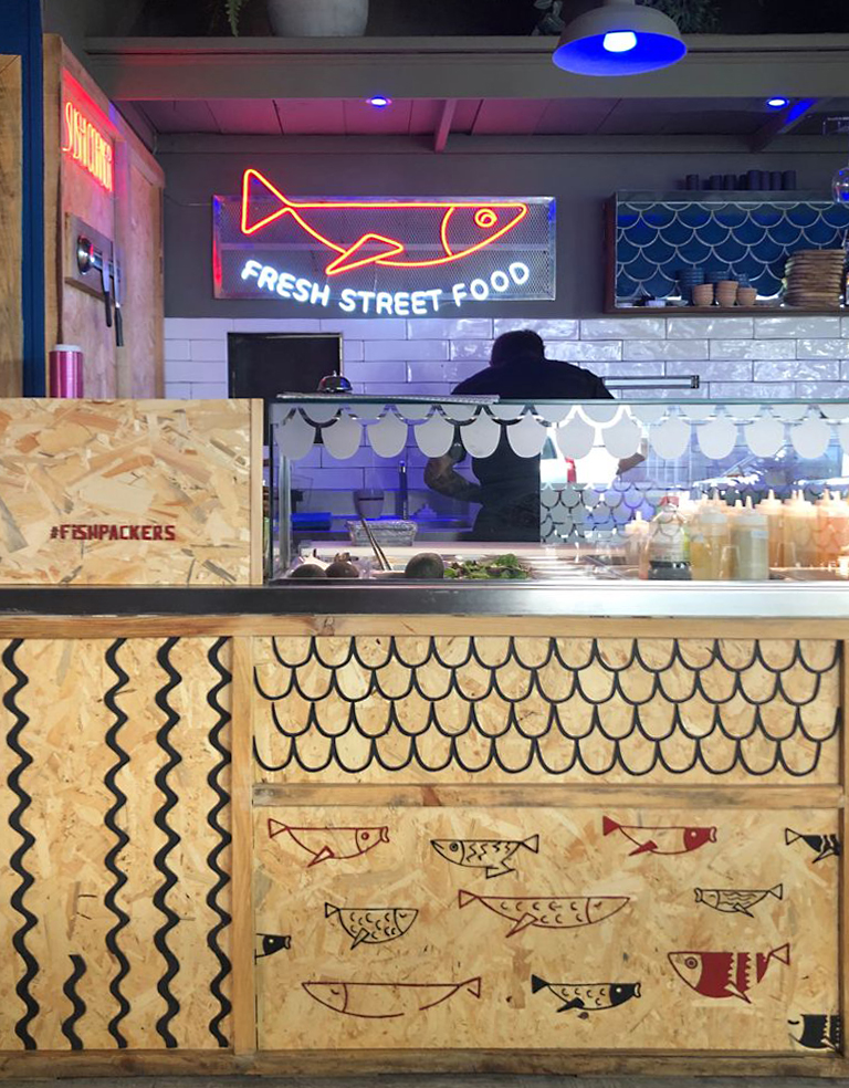 Restaurante Fishpac